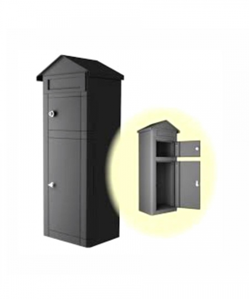 Quality Parcel Box M2203 Parcel Drop Box for sale