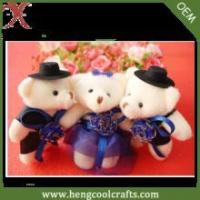 Lovely bear doll for valentine gifts Manufactures