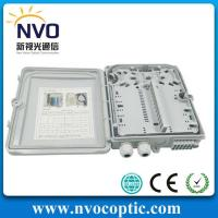 FTTH Accessory 12ports FTTH distribution terminal box Manufactures