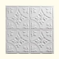 China Genesis Designer 2' x 2' PVC Antique Lay-In Ceiling Tile on sale