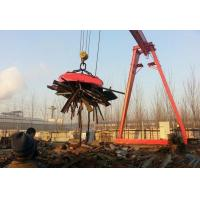 China Lifting Magnet MW5 Series Lifting Electromagnet for Steel Scraps wholesale