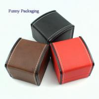 China Watch Boxes FP15Single Leather Watch Boxes on sale