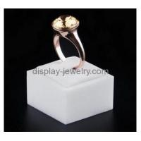 Wholesale acrylic jewelry display stand ring display stand jewellery counter display RDJ-015 Manufactures