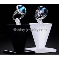 Hot sale acrylic jewelry display stand ring display stand counter display RDJ-013 Manufactures