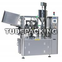 VTF-S100 Plastic Tube Filling and Sealing Machine Manufactures