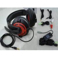 China Game Headset/Headphone for PS3/PS4/xBox/Wiiu/3ds/Mac/PC/iPad/Home Theater, etc on sale