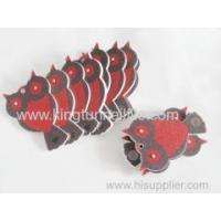 China owl shape nail file gift promotion gift on sale