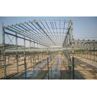 China Steel Structure steel structure workshop on sale