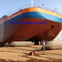 China Top Quality Natural Rubber Inflatable Marine Airbag wholesale