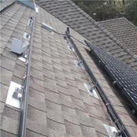 China Solar Mounting Systems for Composition/Asphalt Shingle Roofs on sale