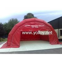 China IT-269 emergency shelter service air inflate tent on sale
