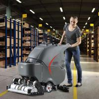 China GM-65RBT Scrubber-Sweeper wholesale