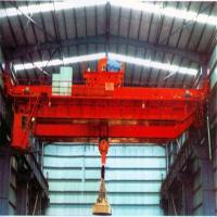 China Magnetic Crane for Scrap Steel Casting Plant on sale