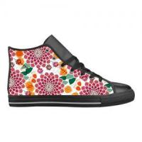 China Shoes Custom Aquila High Top Action Leather Women's Shoes (Model027) on sale