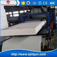 China Lowes Cheap Wall Paneling Fireproofing Eps Sandwich Panel wholesale