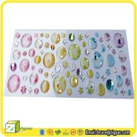 Wall Stickers & Decals Item epoxy resin clear domed sticker Manufactures
