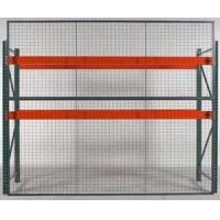 Heavy Duty Pallet Rack Wire Partition Manufactures