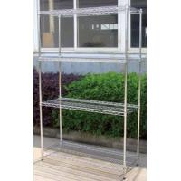 Buy cheap Light Storage Rack Wire Shelving Rack from wholesalers