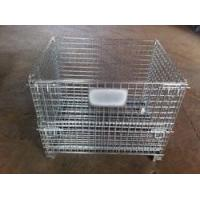 Firebird Logistic Equipment Wire Mesh Container Manufactures