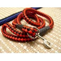 China Cord nylon dog leash for large dogs- dog lead for walking on sale