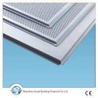 China Metal ceiling system Aluminum Lay in ceiling on sale