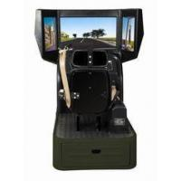 Buy cheap City test driving simulator , 3D driving simulator lessons from wholesalers