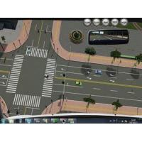 Buy cheap 3D Driving Simulator Software with Evaluation System from wholesalers