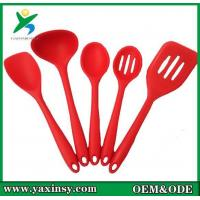 Not Easy To Deformation. Good Flame Retardant. Light Weight Silicone Rubber Kitchen Utensils Manufactures