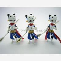 Plastic Animal Figurines 3D Monkey Model Home Decoration Toy Manufactures