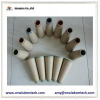 China 5.32 vortex spinning yarn textile paper cone taper paper tube on sale