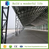 low price light steel structure warehouse Manufactures