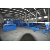 Discontinuous PU Insulation Board Sandwich Panel Production Line Manufactures
