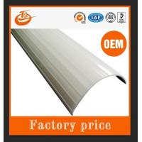 Tianqi Best Price Extrusion Plastic Profile White Stripe Good Toughness ABS Reflector Cover Manufactures
