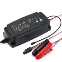 12 Volt 3 In 1 Automatic AGM GEL WET Battery Charger for Car Manufactures