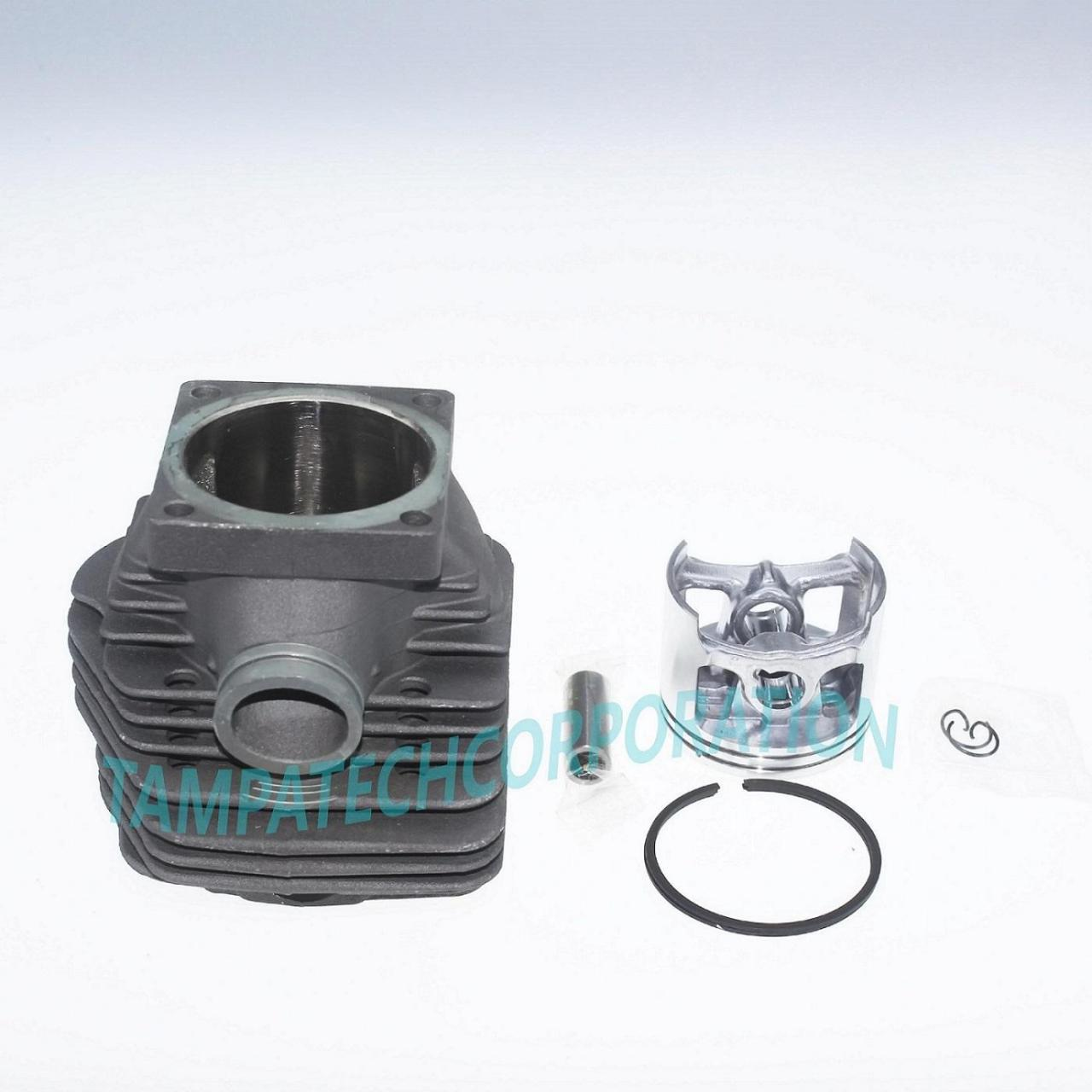 China CARBURETOR STIHL 066 MS660 CYLINDER HEAD PISTON KIT WITH RINGS PIN CLIPS 54mm on sale