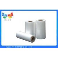 Shrink Film Rolls Traditional Shrink Pvc Film For Plastic Bottle Packaging And Protection Manufactures
