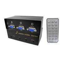 VGA-201A(2 To 1 VGA&Audio Switch) Manufactures