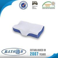 High Density Slow Rebound Orthopedic Memory Foam Pillow with Knitted Fabric Cover