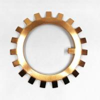 Precise Copper Pipe, Copper Flanges by CNC Milling Machines Manufactures