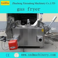 China Commerical Gas Deep Fryer on sale