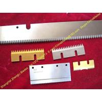 China Plastic Cutting Toothed Blades wholesale