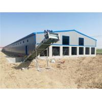 China Light Steel Structure Layer Shed on sale