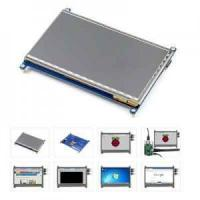Delta Robot 3D Printer 7-inch capacitive touch screen for Raspberry Pi Manufactures