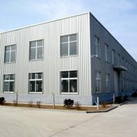 China Prefabricated Steel Structure Construction Metal Warehouse Buildings for Sale on sale