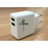 Power Solutions EQC-016 USB + QC 3.0 travel charger