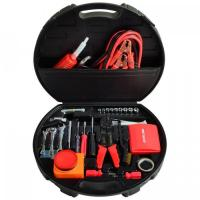 Picnic at Ascot Auto Roadside Emergency Tool Kit - 132 Pieces Manufactures