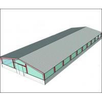 China Low Cost Prefabricated Steel Structure Sports Hall on sale