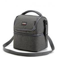China Oxford Cloth Double Layer Insulated Cooler Bags Portable Lunch For Holiday Picnic on sale
