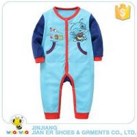 China Autumn baby clothes newbron wholesale price fashion baby wear romper on sale