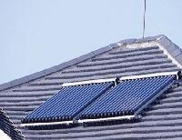 China Split Pressure Solar Water Heater System on sale
